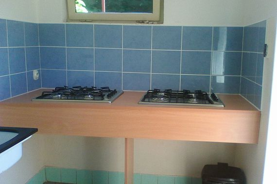 Ze společné kuchyňky