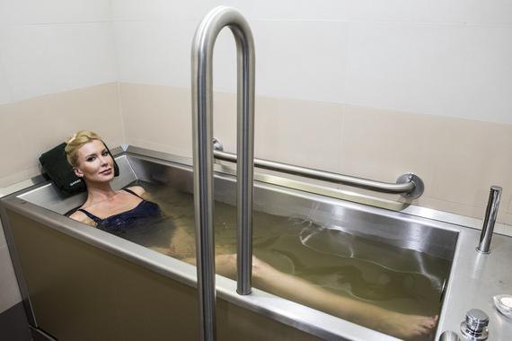 Minerální koupel