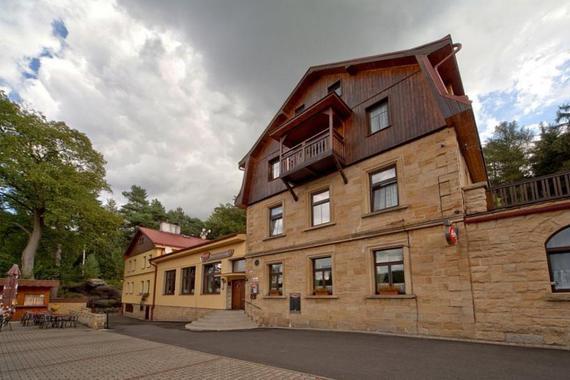 Hotel Belveder foto 2