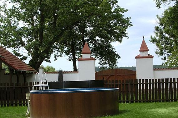 Ubytování na statku - Červený Újezdec foto 3