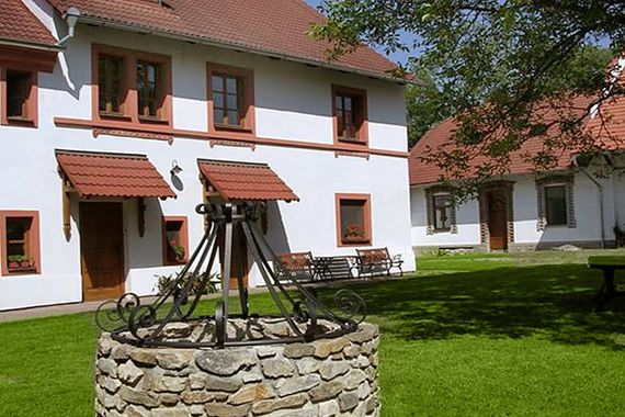 Ubytování na statku - Červený Újezdec foto 2