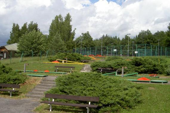 Rekreační areál Revika foto 7