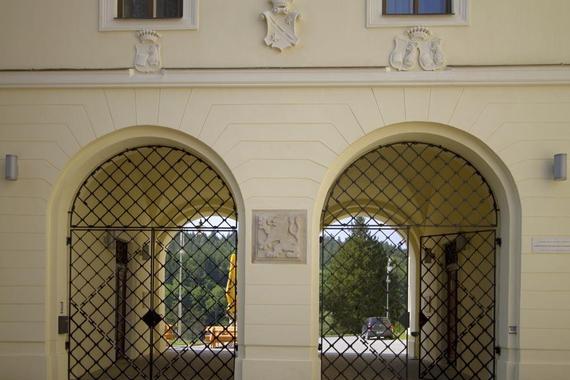 Zámek Křtiny foto 6