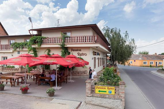 Penzion Retro Vrbovec foto 8