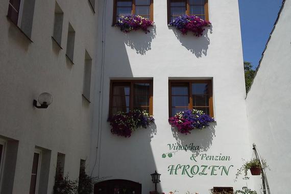 Penzion Hrozen foto 1