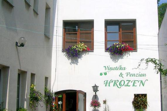 Penzion Hrozen foto 9