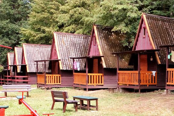 Chatová osada Slunečnice foto 1