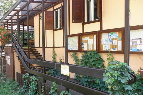 Chatová osada Slunečnice foto 12