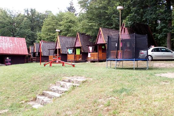 Chatová osada Slunečnice foto 16