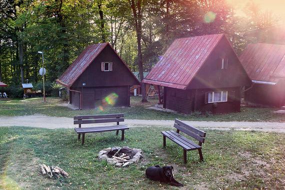 Chatová osada Slunečnice foto 19