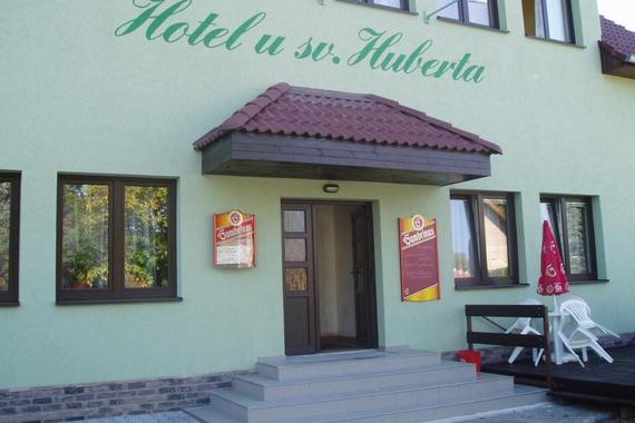 Hotel u sv. Huberta foto 1
