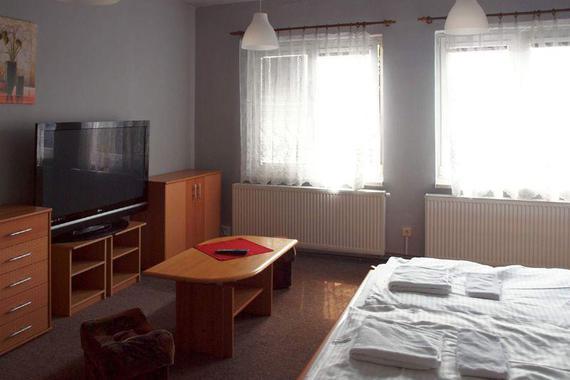 Hotel u sv. Huberta foto 5