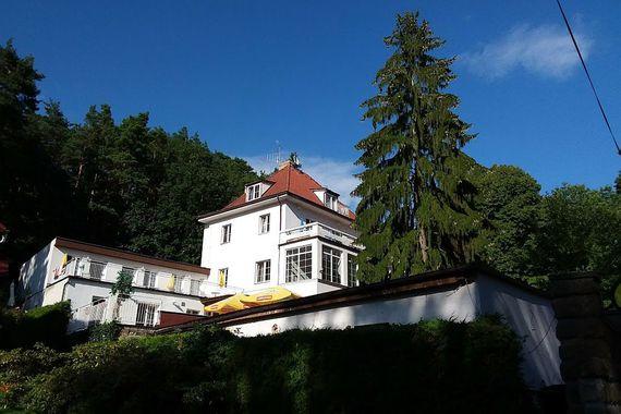 Hotel Lázeňský vrch foto 3