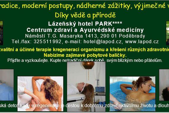 Lázeňský hotel PARK foto 2