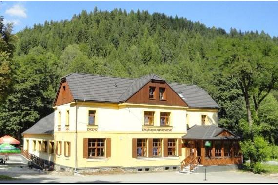 Hotel Růžové údolí foto 2