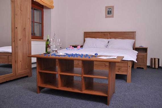 Hotel Růžové údolí foto 6