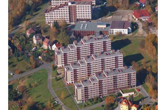 Koleje a menzy Technické univerzity v Liberci foto 2