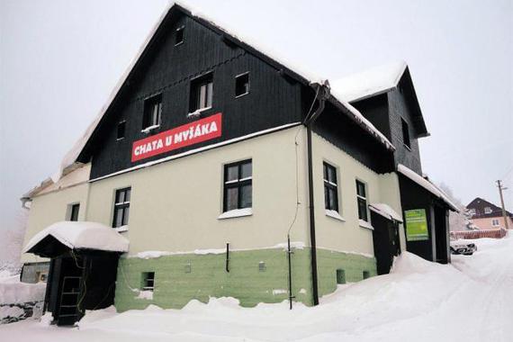 Zimní chata 2016