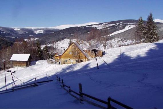 Chata Borůvka foto 1