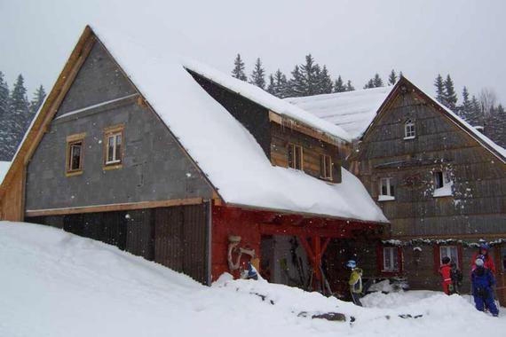 Chata Borůvka foto 5