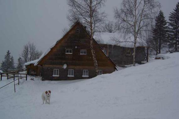 Chata Borůvka foto 4
