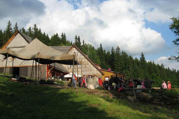 Chata Borůvka foto 7
