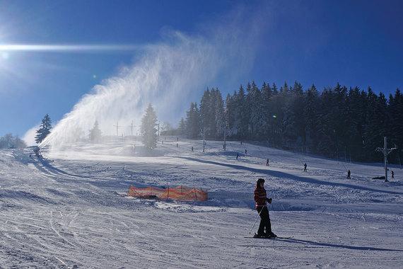 Skiareál Severák