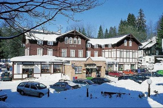 Hotel Eden foto 1
