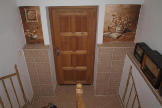 chodba vstupní dveře