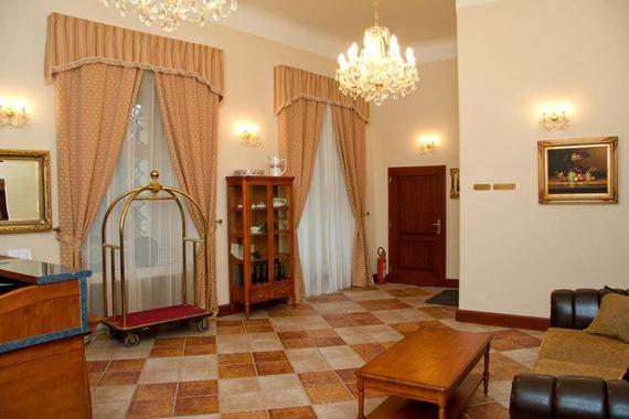Chateau Hotel Zbiroh foto 4