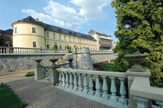 Chateau Hotel Zbiroh foto 22