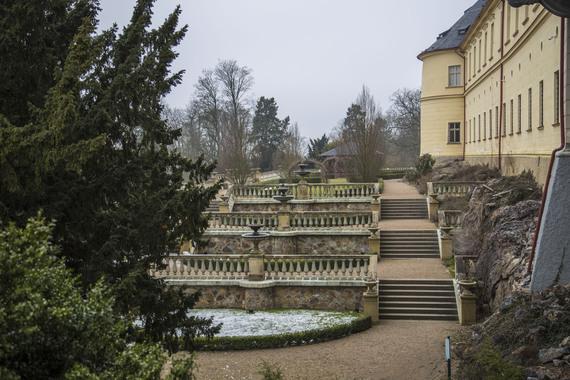 Chateau Hotel Zbiroh foto 20
