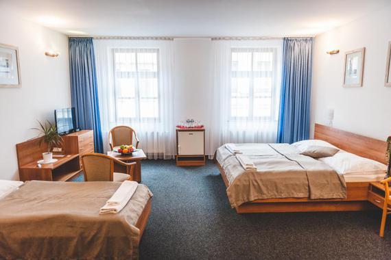 HOTEL U ČESKÉ KORUNY foto 5