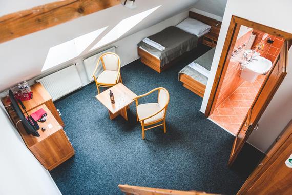 HOTEL U ČESKÉ KORUNY foto 15