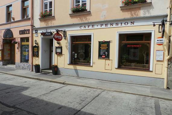 Pension Café Kulíšek foto 1