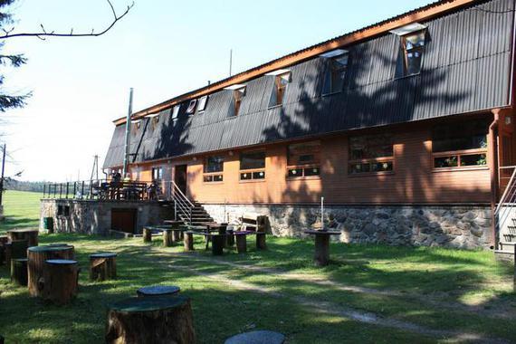 Chata Doubravka foto 1