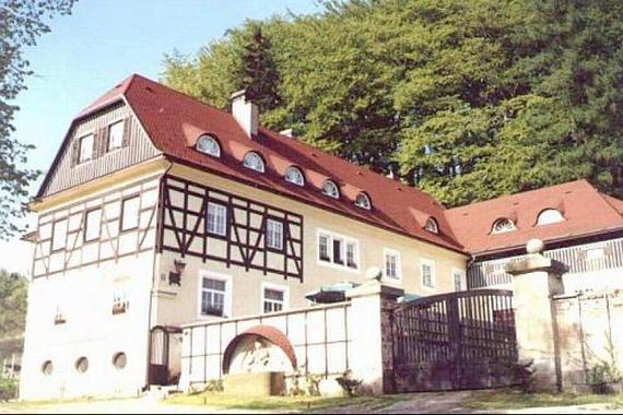 Vila Křenov  foto 1