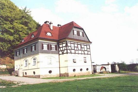Vila Křenov foto 2
