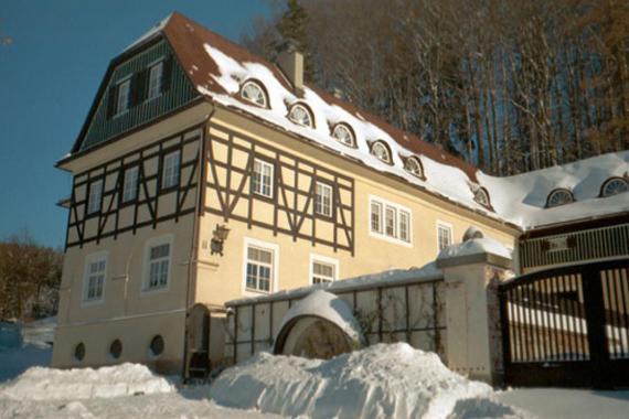 Vila Křenov foto 3