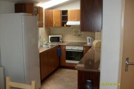 kuchyně apartmán č.1