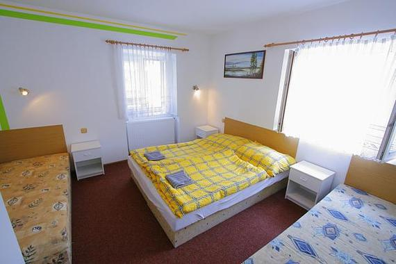 Ubytování Třeboňsko penziony Věřín, Chlum u Třeboně foto 7