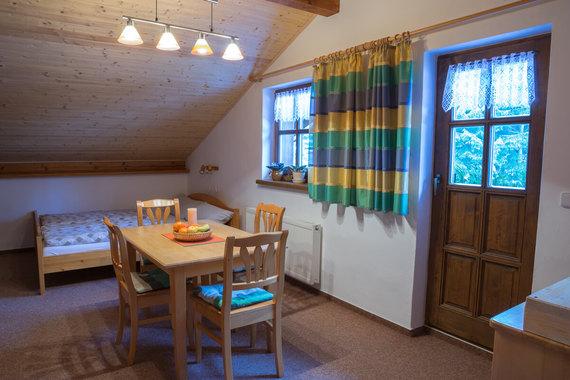 Penzion Šípková chalupa foto 2