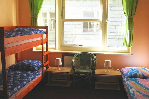 Old Prague Hostel foto 1