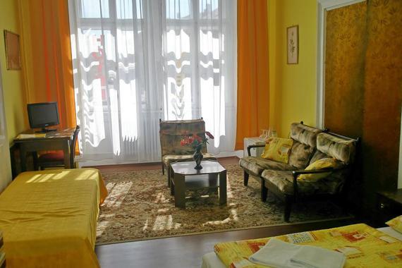 Hotel Morava foto 1
