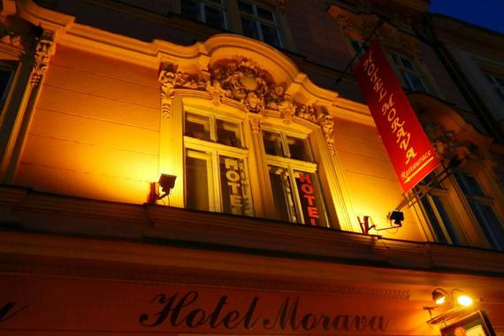 Hotel Morava foto 2