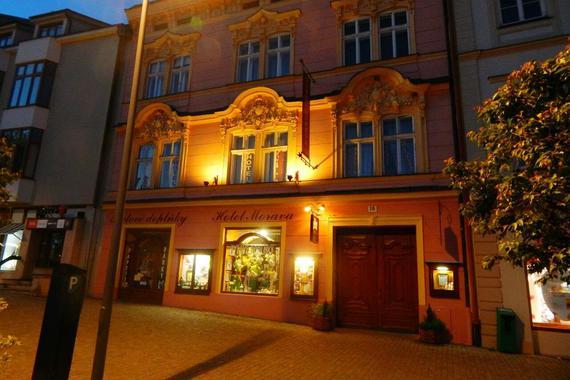 Hotel Morava foto 3