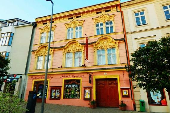 Hotel Morava foto 6