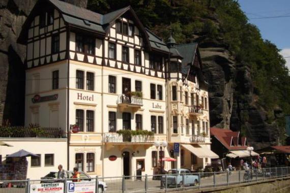 Hotel Labe foto 1