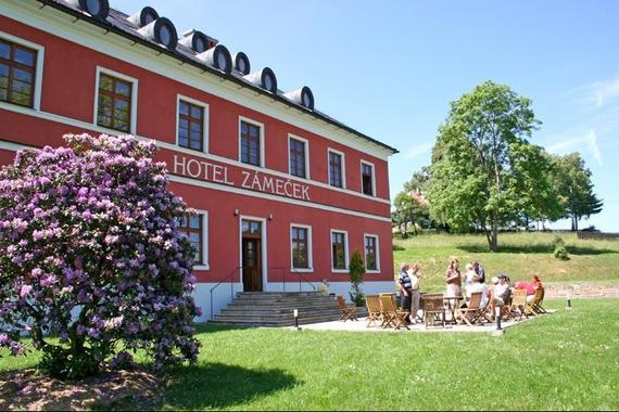 Hotel Zámeček foto 1