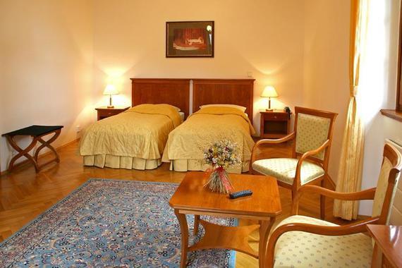 Hotel Zámeček foto 3